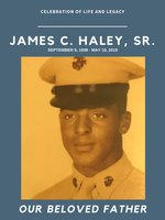 James Cooper Haley